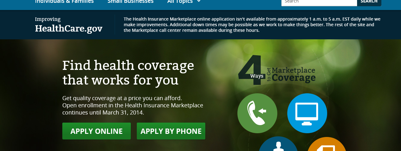 "Healthcare.gov ""Obamacare"" Website May Lead to Lawsuits"