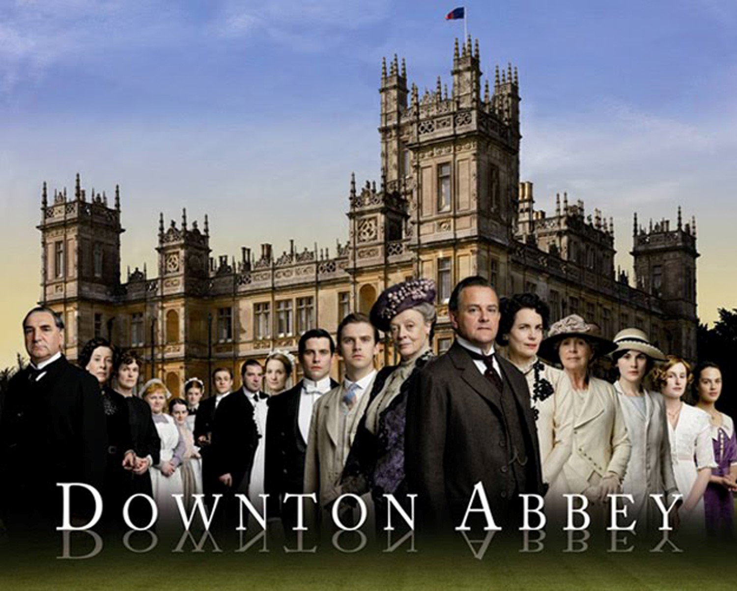 Streaming Downton Abbey: When Will the Law Catch Up to Global Television?