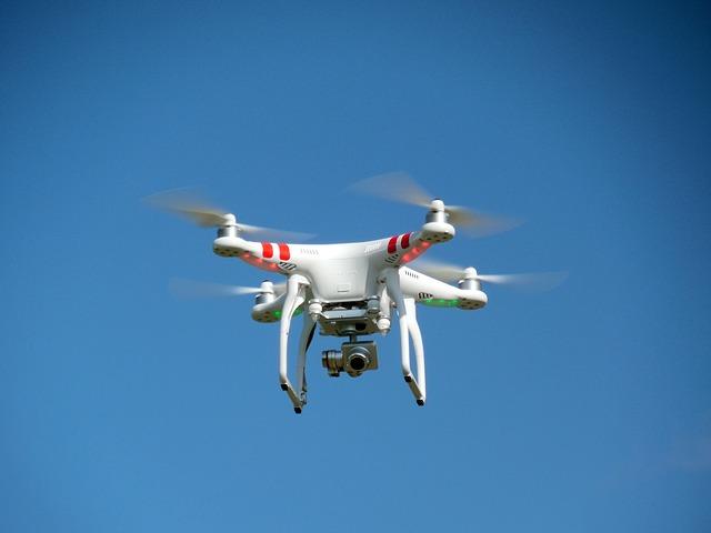 Blog: Is it a Bird? A Plane? No, it's a Drone